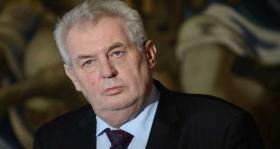 الرئيس التشيكي: لا أؤمن بحل الدولتين