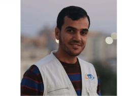 الشهيد الصحفي ياسر مرتجى