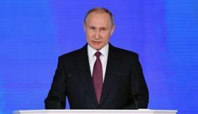 الرئيس الروسي يعطي تعليماته بإعادة رسم خريطة العالم