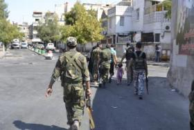التوصل إلى اتفاق إجلاء في مخيم اليرموك