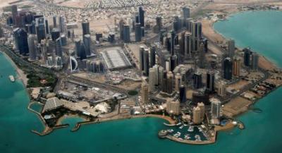 """أول رد فعل من واشنطن على مشروع """"قناة سلوى"""" السعودية على حدود قطر"""