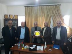 المتقاعدون العسكريون يلتقون بمحافظ غزة أبو النجا
