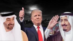 واشنطن بوست: غضب سعودي إماراتي من ترامب.. والسبب