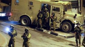 حملة اعتقالات بالضفة الغربية المحتلة