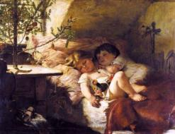 الفن من قبل اجاثا röstel (المانيا, 1868-1926)