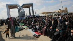 مصر تقرر استمرار فتح معبر رفح طيلة شهر رمضان المبارك