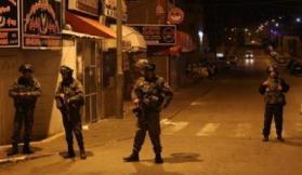 الاحتلال يشن حملة اعتقالات بمناطق متفرقة من الضفة المحتلة