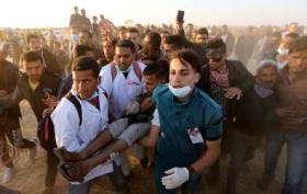 غزة.. استشهاد شاب متأثرا بجراح أصيب بها قبل أيام