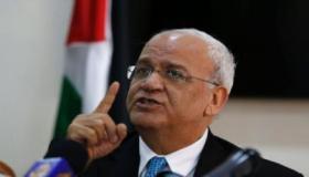 عريقات يحذر من سعي إسرائيل للحصول على دعم أفريقي لمشروعها الاستيطاني