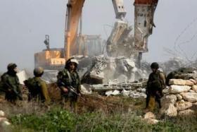 الاحتلال ينقل تطبيق الهدم الإداري الى الضفة المحتلة
