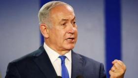 """نتنياهو بعد """"ليلة الصواريخ"""" في سوريا: إيران تجاوزت الخط الأحمر"""
