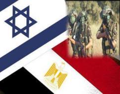 الكشف عن لقاء تم أمس بين وزير إسرائيلي ومسؤول مصري