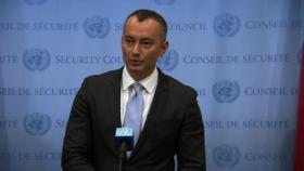ملادينوف: لا يستطيع أحد في قطاع غزة تحمل حرب أخرى