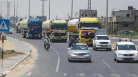 تقرير حول حركة السفر واستقبال المساعدات بغزة