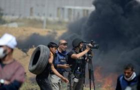 """600 صحفي أجنبي لتغطية """"مليونية العودة"""" في غزة"""