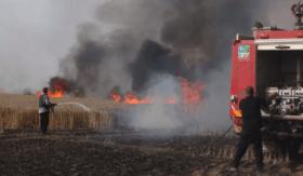 الحكومة الإسرائيلية تقرر تعويض مزارعي غلاف غزة