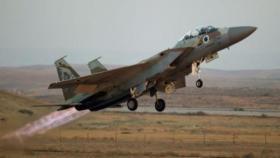 الطيران الإسرائيلي يقصف عدة أهداف للمقاومة في قطاع غزة