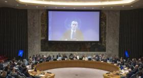 تحرك فلسطيني ضد تقرير ميلادينوف
