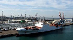 البحرية الإسرائيلية تقترح نقل البضائع من قبرص لغزة عن طريق ميناء اسدود