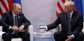 بلومبرغ: ترامب يخطط للقاء بوتين في يوليو المقبل