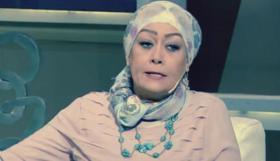 الفنانة هالة فاخر بدون حجابها في السعودية