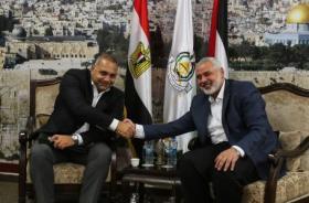 هذا ما دار بين هنية وقيادة المخابرات المصرية أمس