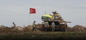 تركيا وأمريكا تبدآن التحرك العسكري المشترك نحو منبج