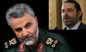 """هل تؤثر """"حرب التصريحات"""" بين الحريري وقاسم سليماني على تشكيل الحكومة اللبنانية؟"""