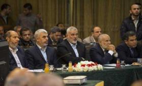حماس تجري مشاورات فصائلية لعقد مجلس وطني بعد عيد الفطر