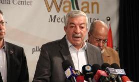 """العالول: شعبنا لن يسمح باستثمار الأوضاع الإنسانية في غزة و """"جاهزون للجوع """""""