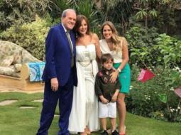 ملياردير مصري يتزوج بسورية عمرها (62) عاماً