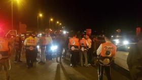 إصابات بصفوف جنود الاحتلال في عملية دهس غرب بيت لحم
