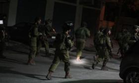 مداهمات واعتقالات بأنحاء عدة في الضفة المحتلة