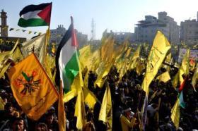 """فتح تدعو دول العالم لفرض حظر عسكري على """"إسرائيل"""" على غرار """"برشلونة"""""""