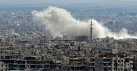 عشرات القتلى في غارات استهدفت شمال غرب سوريا