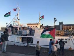 بيراوي يطالب بحماية المشاركين بسفينة العودة