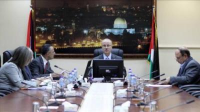 """مجلس الوزراء: تحسين الأوضاع بغزة يعتبر المرحلة الأولى لـ """"صفقة القرن"""""""