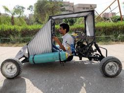 مصر.. اختراع سيارة تعمل بالهواء المضغوط وهذه هي التفاصيل (صور)
