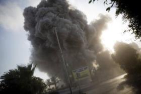 هآرتس تكشف هدف إسرائيل من قصف مركز سعيد المسحال في غزة