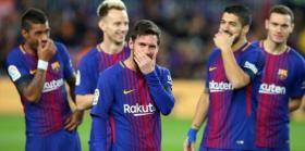 هل يضطر نادي برشلونة للتخلي عن نجومه لحل أزمة الأجور؟
