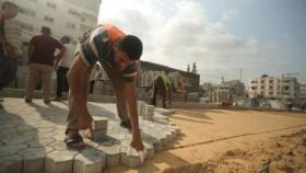 صرف 3 مليون دولار لتأهيل وتطوير البنية التحتية في قطاع غزة