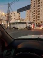 إصابة ضابط وعدداً من الجنود بمواجهات عنيفة في قلنديا
