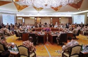 اجتماع عسكري عربي أمريكي لبحث إنشاء قوة تواجه إيران