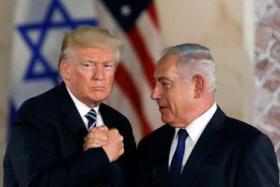 بعد تلويح اسرائيل بضرب العراق..واشنطن: رجاء دعوا العراق لنا