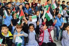 صيدم: فلسطين تحقق رقماً قياسياً بفوز 125 مدرسة بجائزة المدرسة الدولية