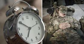 طريقة يستخدمها الجيش الأميركي للنوم خلال دقيقتين فقط !
