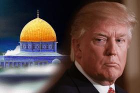 سبع قرارات خطيرة لإدارة ترامب لتصفية القضية الفلسطينية