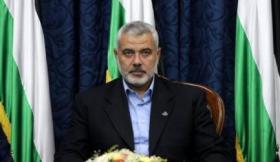معهد إسرائيلي سيقدم شكوى ضد هنية أمام الجنايات الدولية