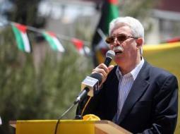 """محيسن: حماس مجموعة خارجة عن القيم الوطنية وأداة أمريكا لتنفيذ """"صفقة القرن"""""""