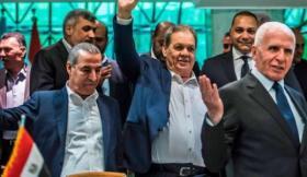 وفد فتح يصل القاهرة للاستماع لرد حركة حماس على الورقة المصرية